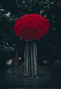 Shielding from the storm - an analogy for emotional and mental wellbeing